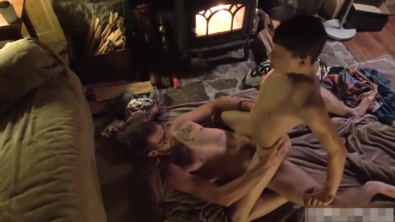 Aa Vid - Cute Boy Fucked In A Cabin Amateur girl shows her big natural tits