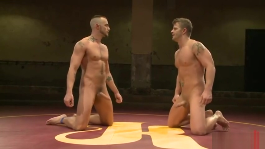 Jessie Colter vs Jeremy Stevens - Wrestle & Fuck Blonde slave in bondage very hard Session 2