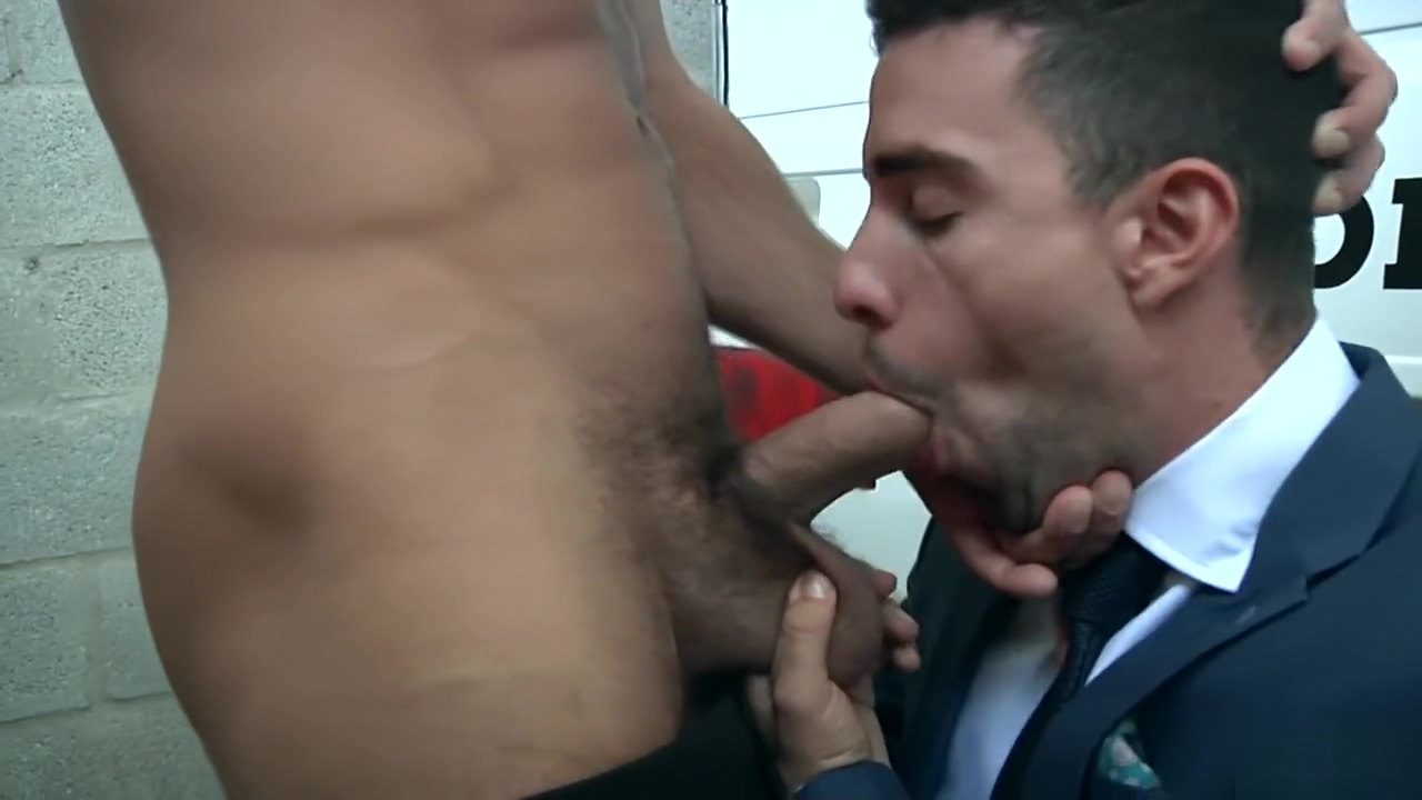 Dato Foland and Josh Milk. Ass cum swapping