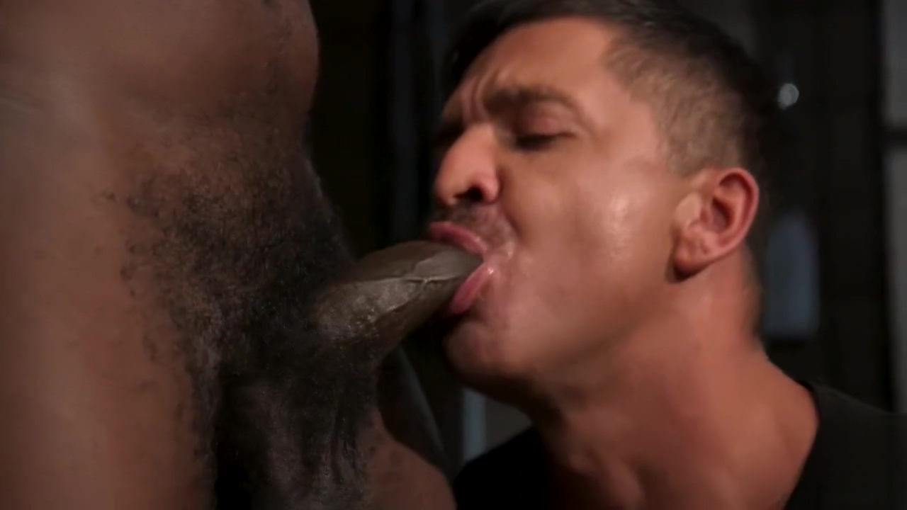 Taken and Edged - Devin Trez & Dominic Pacifico Black girl and white guy sex videos