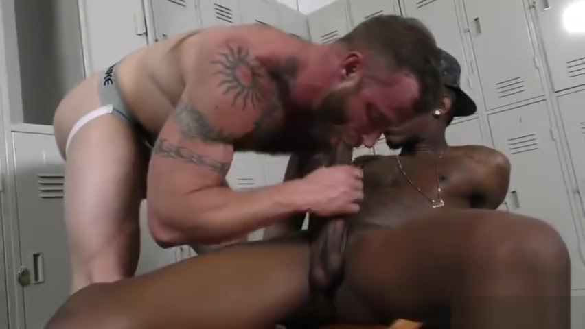 Derek Parker getting banged by BBC Deep Dicc Lesbian fuck machine act