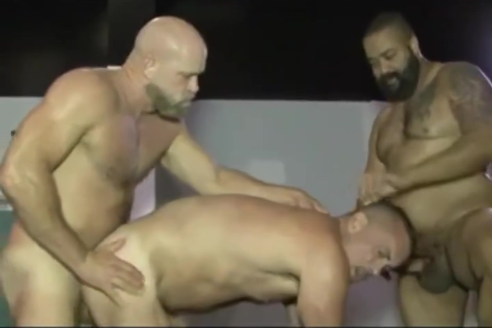 Gym orgy part 1 the cock gay bar ny