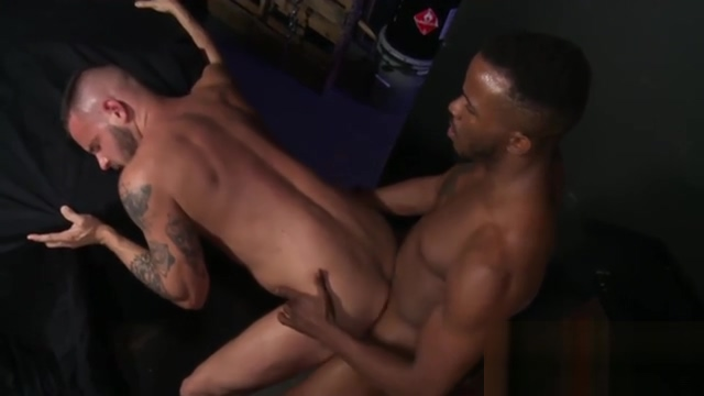 Pheonix Fellington is alone in his Big Dick Lair playing with his huge cock through is pants Alejandra omana video porno