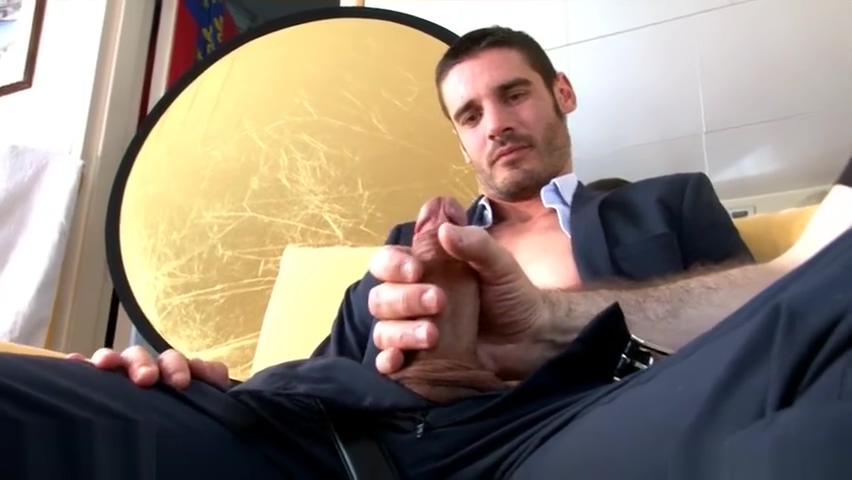 True straight guy in suit made gay porn in spite of him to get a contract. etch bottom dollar lyrics puppini sisters