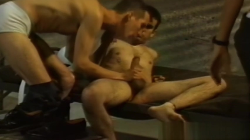 Vintage military men sucking cock before climax in 3way Kj noons wife sexual dysfunction