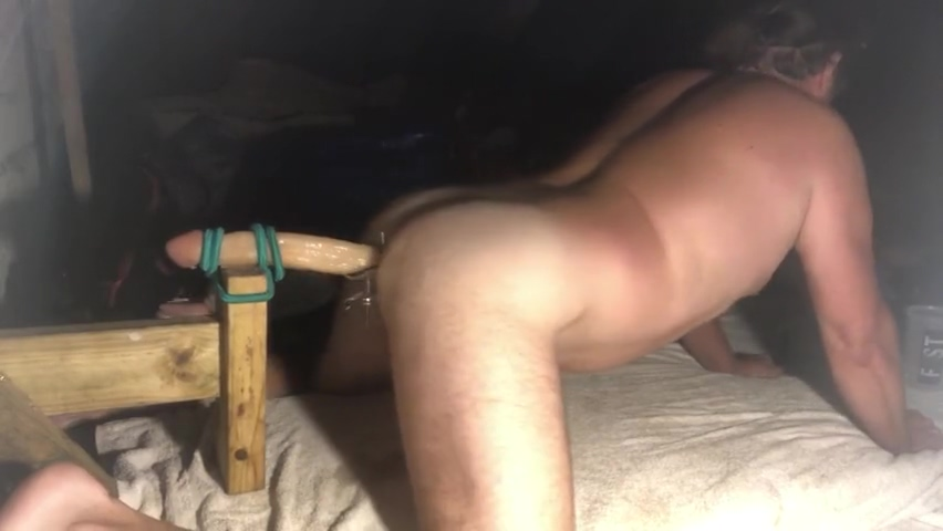 CONSTANT G A P E pumping Rough Monster Cock Anal Fuck