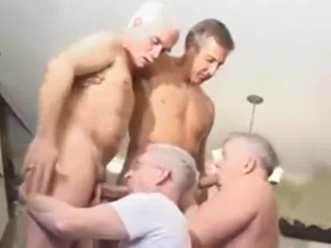 group sex for grandads Naked women with bib tits fucking squirting dildos