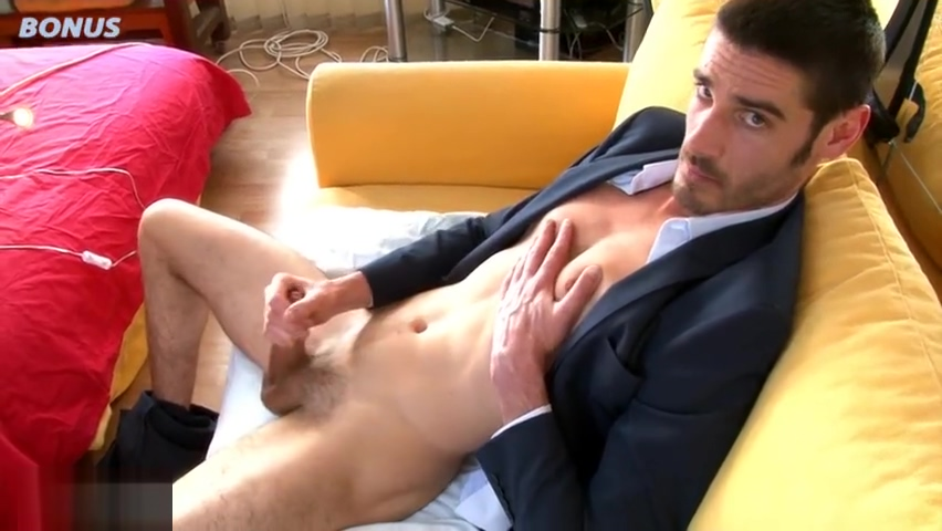 Make porn and youll get this contract, Str8 serviced by us best sex video movie