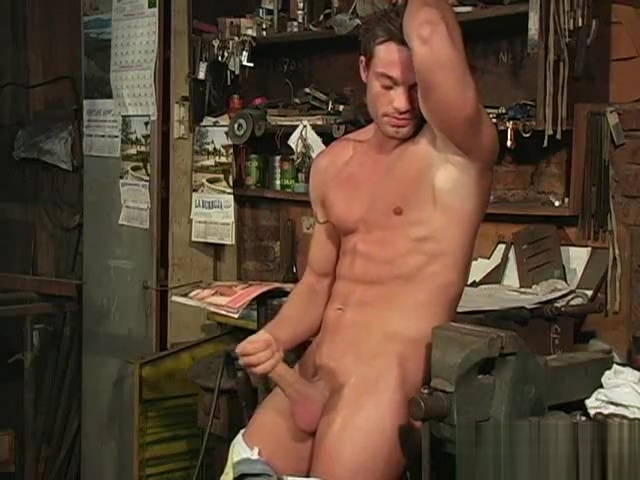 Hottest porn movie homosexual Muscular Men will enslaves your mind Blonde getting fucked out