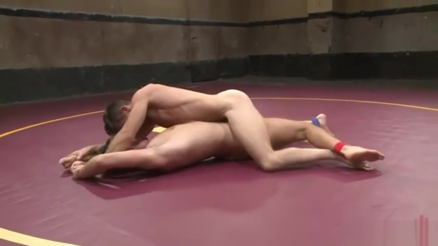 Lance Hart vs Brendan Patrick - Wrestle & Fuck Clips porno media player