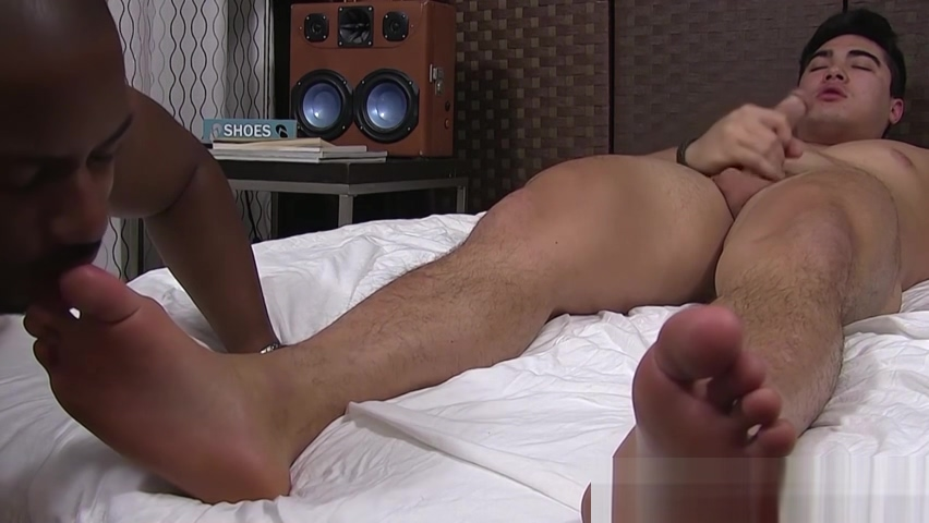 Black gay licks his buddies feet while he jacks off and cums Best 3d shooting games for pc free download