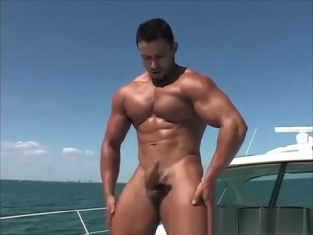 muscular latino solo on the boat Cock squirt powered by phpbb