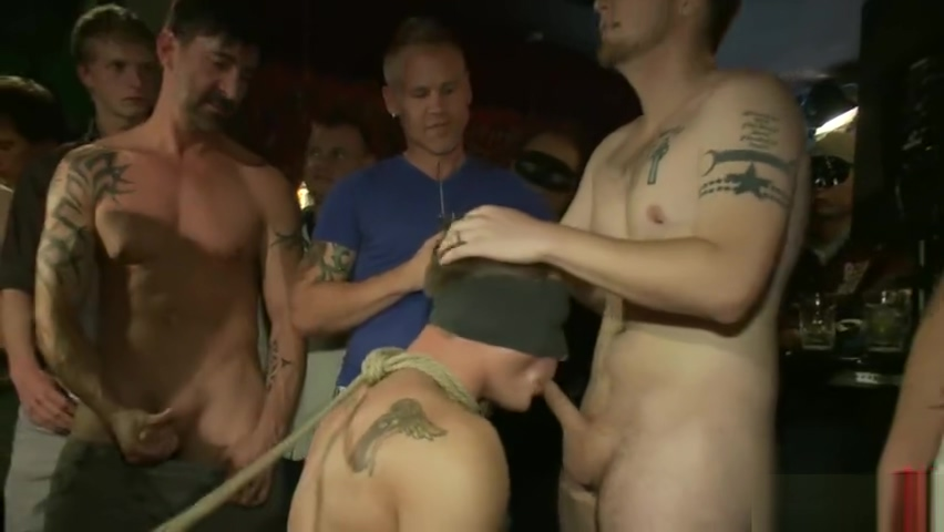Trent Diesel gets a face full of ass while caught in a human centipede Big tit milf banged