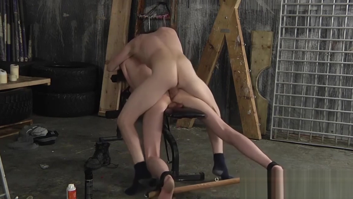 Horny dude gets drilled doggy style by his hung master Upskirt En Casa