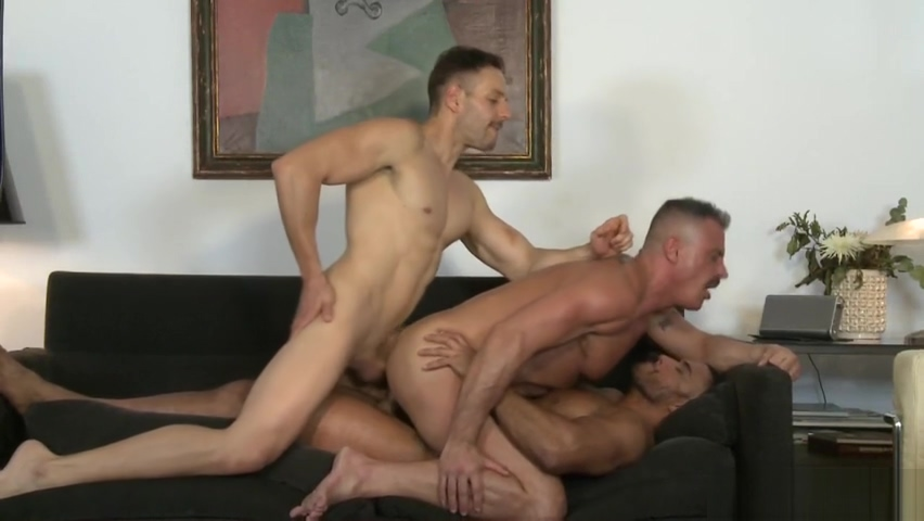 MARC FERRER - DIEGO LAUZEN & MARIO GALENO - DOUBLE HEADER - KB Anime free porn sample video