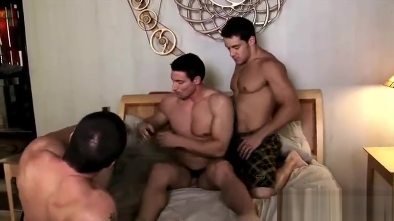 Muscular men foreplay in bed girls next door thumbs
