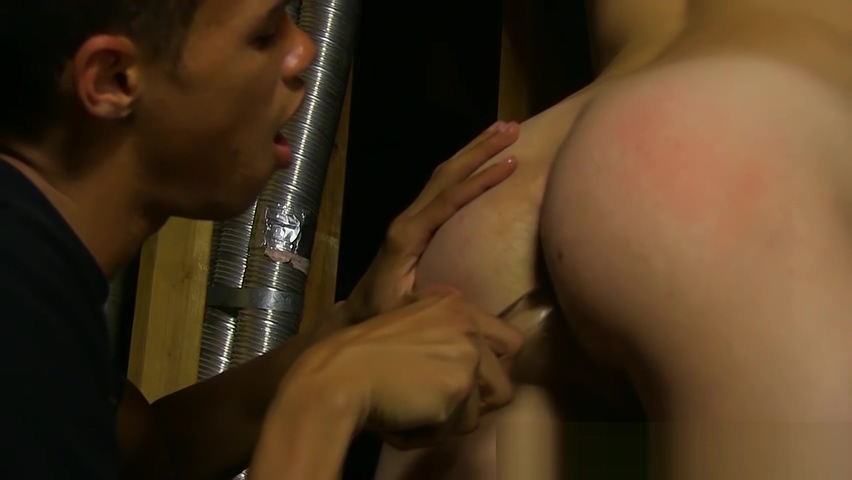 Dominant ebony twink spanks and barebacks his little bitch Catwoman hentai porn