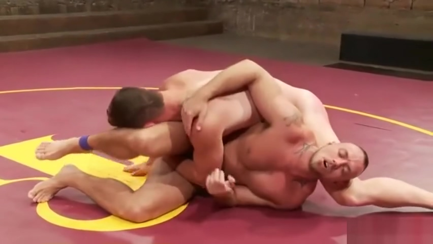 Jessie Colter vs Jed Athens - Wrestle & Fuck Nude women with double ds tits