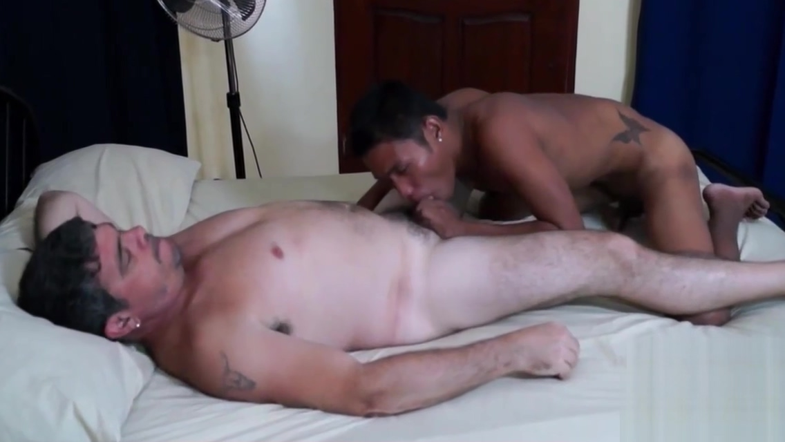 Horny mature gay guy stuffs a young skinny twink in the ass Gay japanese twink sex