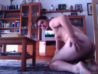Spanish Str8 Guy Shows His Big Ass On Doggy Style On Cam Beautiful outdoor porn