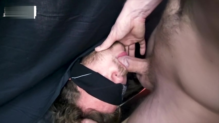 RawFuckBoys - Bearded muscle hunk face fucks blindfolded jock Sex position review