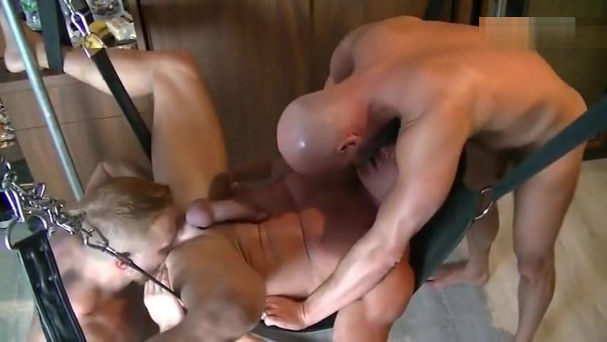Hot Muscle Daddies Dirk, Tyler & Ace - Part 3 of 3 Hardcore gay asian sex