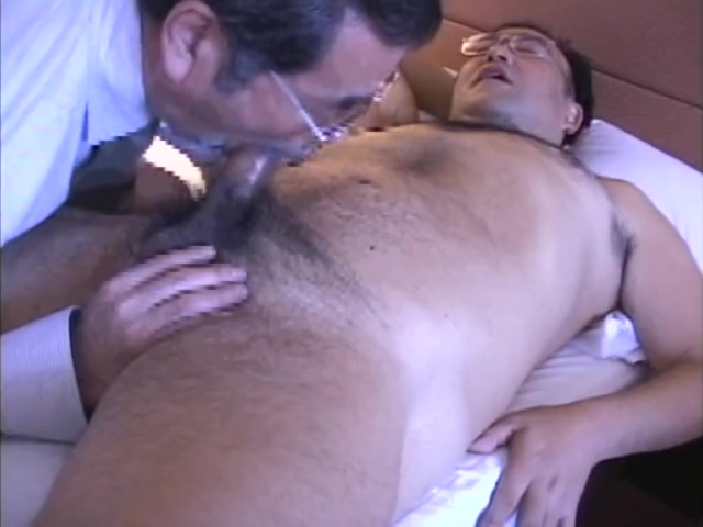 Astonishing xxx movie homo Blowjob exclusive , its amazing young man stud older mature lady
