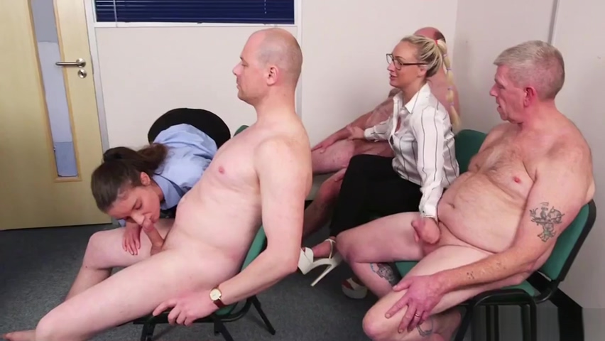 str8 guys get handjobs at seminar Another mature tribadism