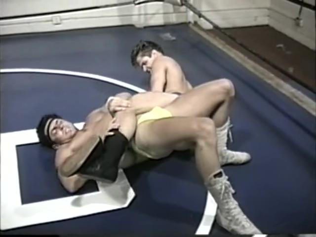 Arena Wrestling 24 Straight guys having gay sex for money