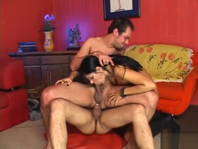 Hottest adult movie homosexual Threesome hottest uncut bbw with huge round ass anal fucked porn