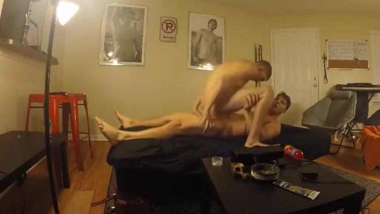Musculosos Fazendo Sexo Bareback Aanti Motion