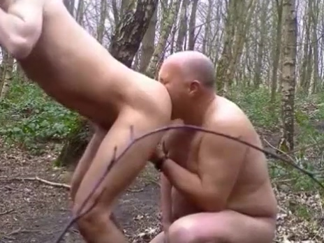 guys outdoor Sweet Tits And Ass
