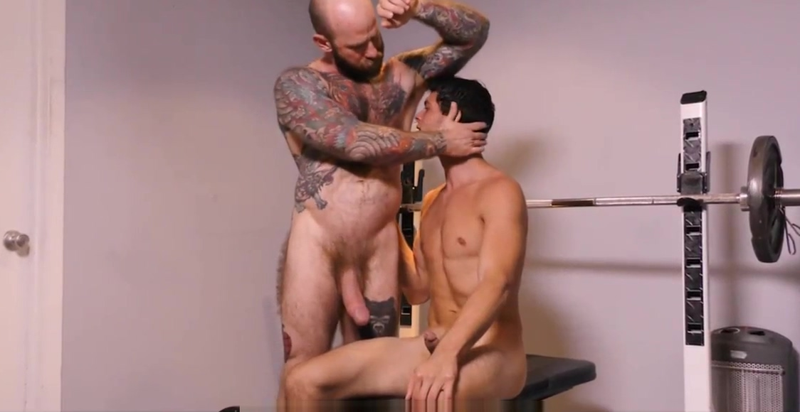 Bear Father And Jock Son Workout Fuck naked aerobic torrent exercise