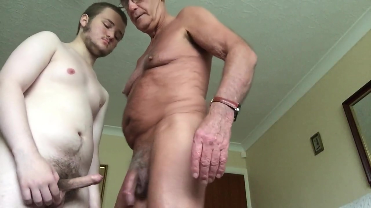Loz and son one off three Black Babe Sucking Dick