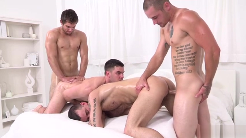 4-Some with Extreme lots of Oil Importance of female orgasm