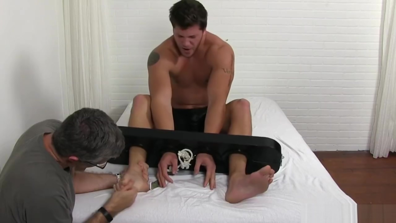 Good looking hunk hogtied and tickled by a perverted man free porn videos of girls fucked in their sleep