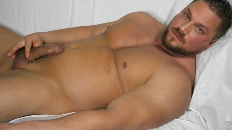 Handsome bear jerk off my son is curious about my breasts and vagina