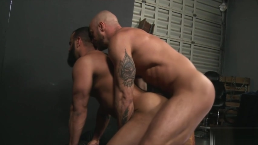 Muscled Hairy Dudes Suck and Fuck B to full c breast implants