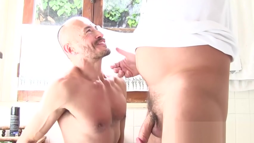 Daddy gives stud a rimjob before fucking his ass bareback Bhojpuri Xxxx Video Hd 2018