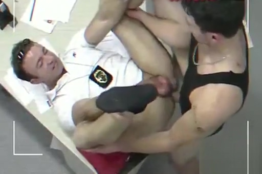 Hot guy being sucked and rimmed man and woman having sex nakedly