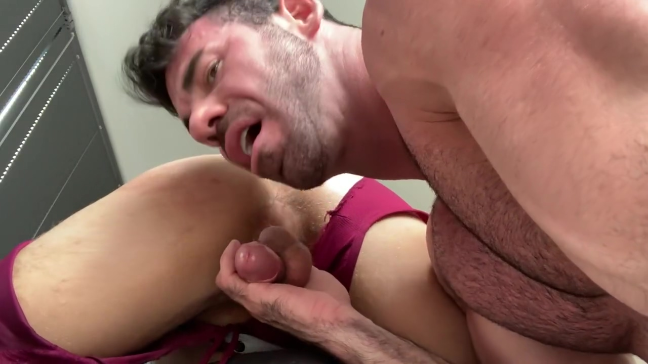 Billy Santoro walks in on his horny fiancee who is bound and blindfolded Asian girl and white man