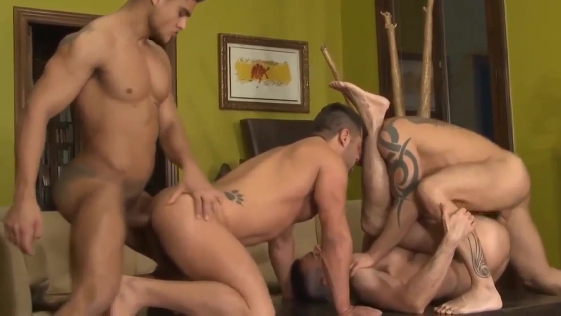 Beautiful bareback gay orgy with muscle men Free milf porn trailer video