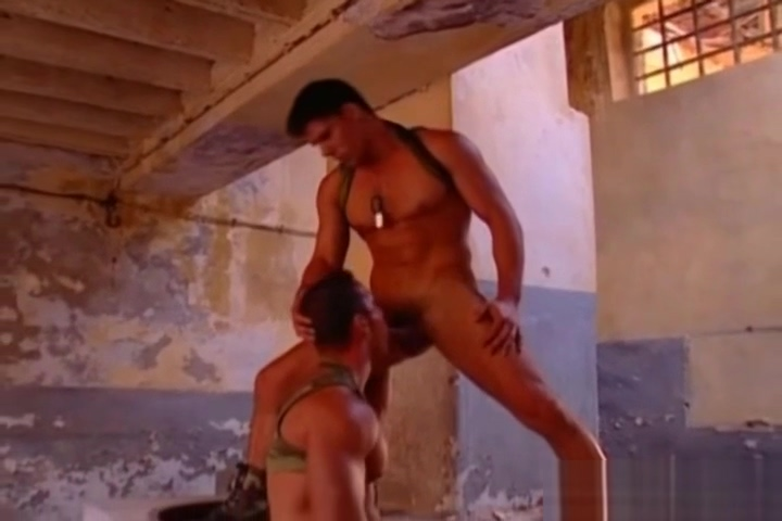 Military Muscle Suck Kelly madison thresome