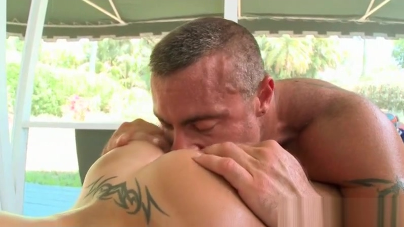 Sexy stud getting his hot ass gay licked and massaged Huge breasted women of porn
