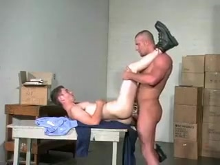 Hunky Boss Fucks Cute Employee Dick smack gif sex