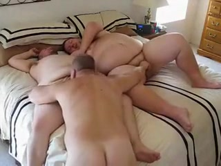 Nasty fat men in an awesome threesome gay sex mallika sherawat vip porn pictures
