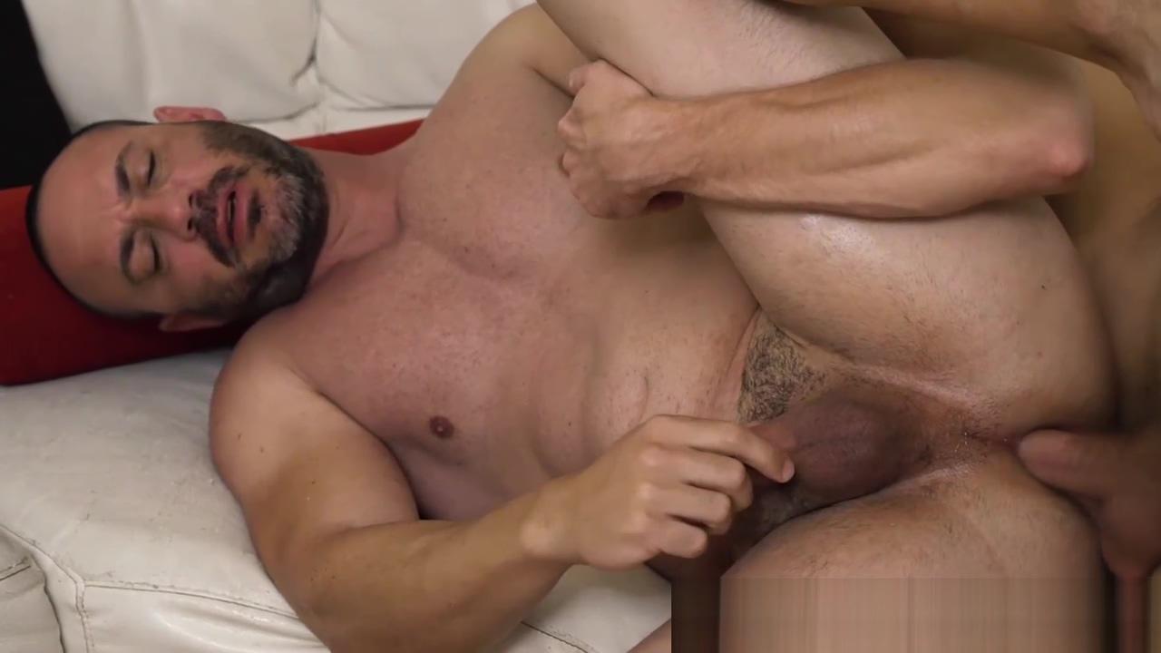 Bearded daddy barebacked and creampied by handsome stepson son foced mom porn