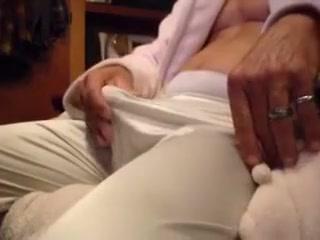 panty cum 1 Long legs mature tits