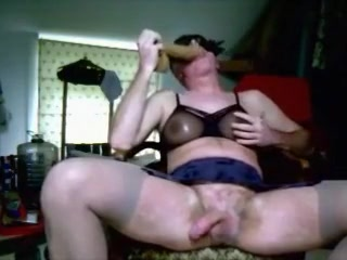 with my dildo scene 2 with tube gif milf things