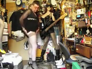 Alladino in Stockings Viboye e Hells Black by MUSIC Seeking an intelligent friend in Egypt